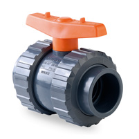 """basic"" bi-directional  ball valve"