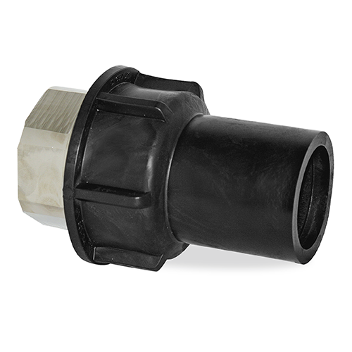 Transition adapter, female threaded