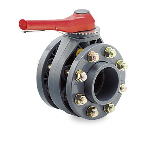 Válvula compacta gatillo/bridas - EPDM