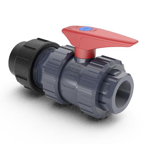 Salida fittings R/H - PE - Sistema Basic®