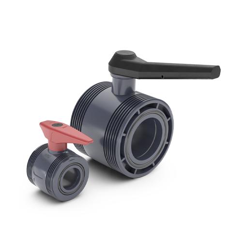Viton main body basic valve