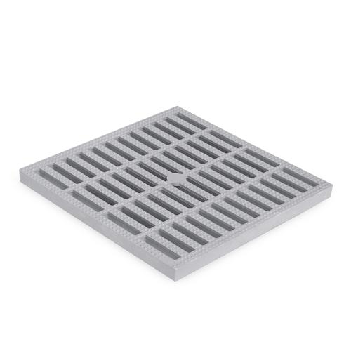 Grid - PP grey RAL 7035