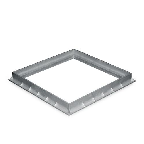Frame - PP grey RAL 7035