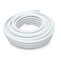 Tubo flexible blanco