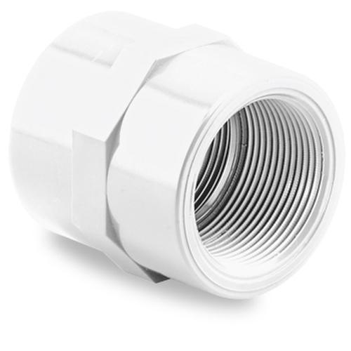 Manguito unión R/H - serie blanca