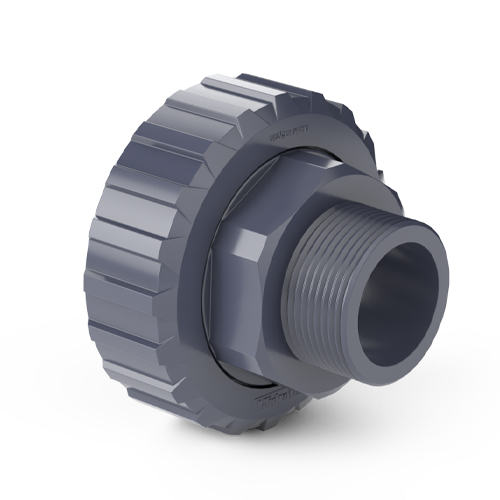 Threaded male outlet - Range combination