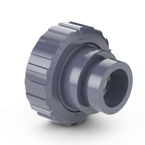 Netvitc® grooved system outlet - Range combination