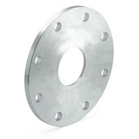 Brida roscada de acero galvanizado
