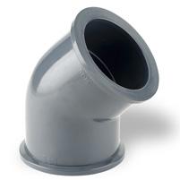 Codo 45° Netvitc System® PVC