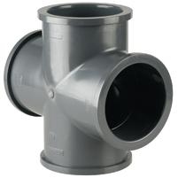 Cruz 90° Netvitc System® PVC