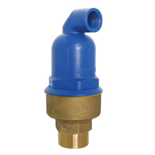 double effect, brass base (C2) PPGF