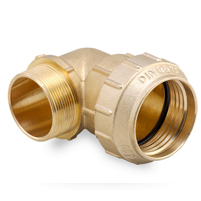 Brass pressure fittings