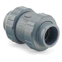 Solvent socket outlet - EPDM seal