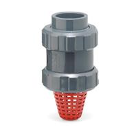 Solvent socket - Foot - EPDM seal