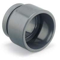 Solvent socket outlet