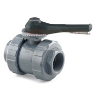 Plain/threaded outlet - Viton - Catch handle system