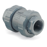 Female threaded outlet - EPDM seal