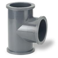 Te 90° Netvitc System® PVC