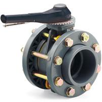 Válvula Implex® gatillo/bridas - VITON