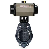 Válvula Implex neumática DE / Vitón