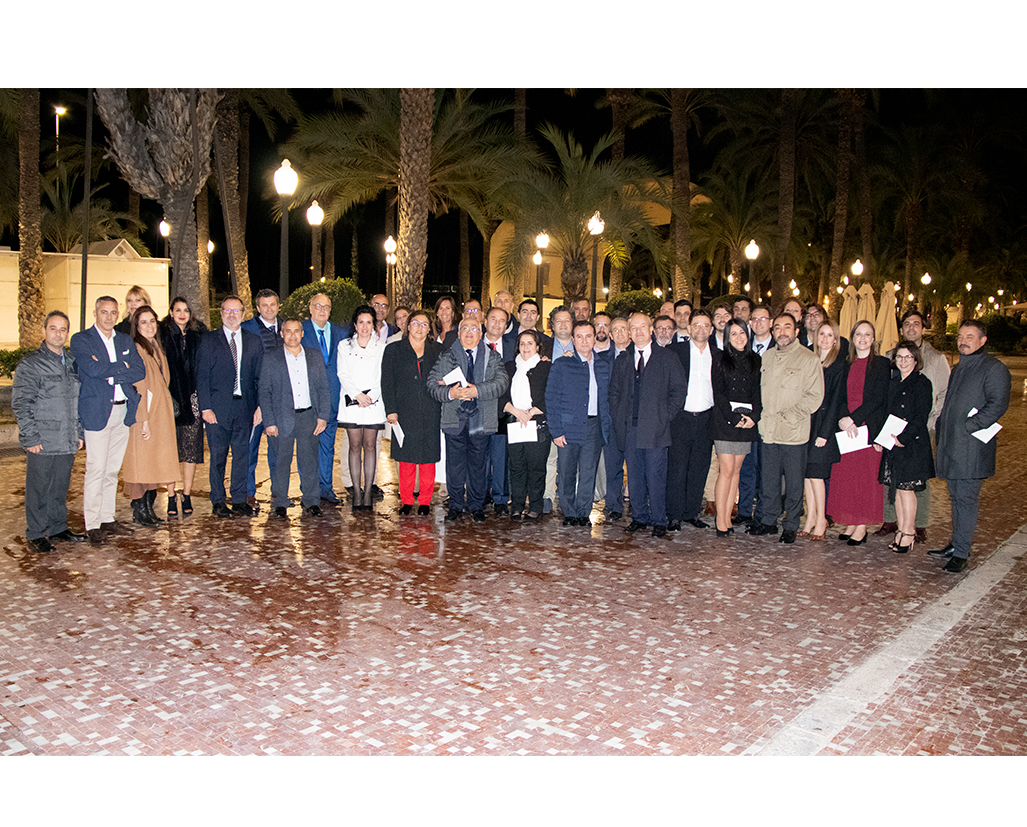 A GALA DINNER FOR HIDROTEN´S 25th ANNIVERSARY