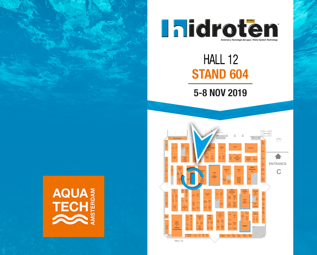 AQUATECH AMSTERDAM 2019 (5-8 NOV)