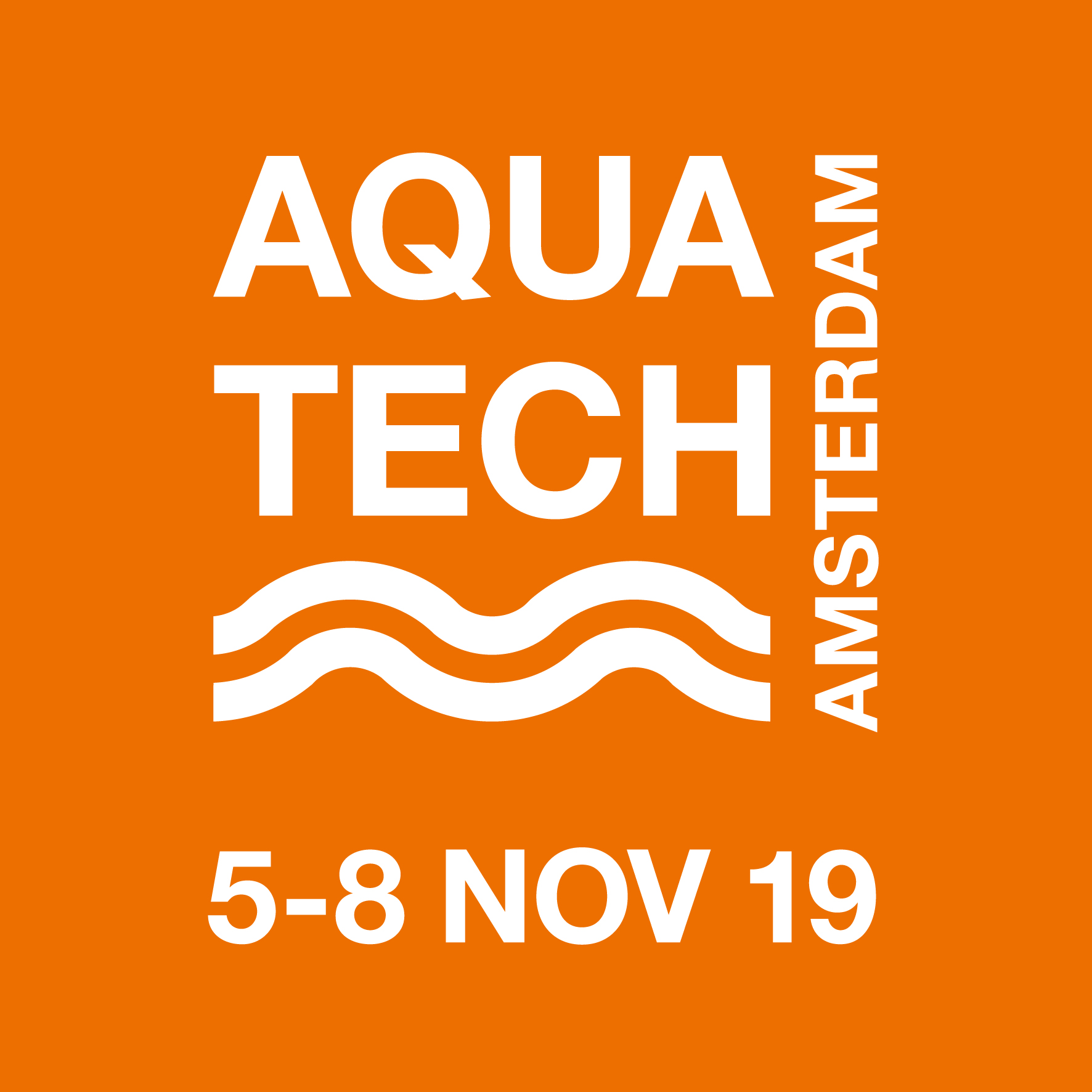 AQUATECH AMSTERDAM ´19 (CLOSED)