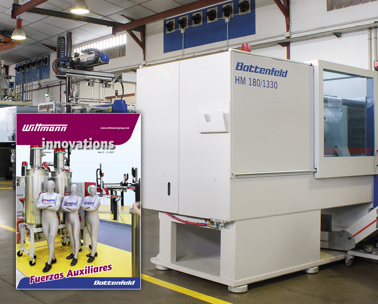 SUPPLIER MAGAZINE WITTMANN INNOVATIONS