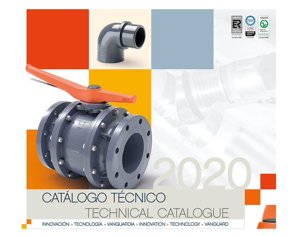 TECHNICAL CATALOGUE 2020