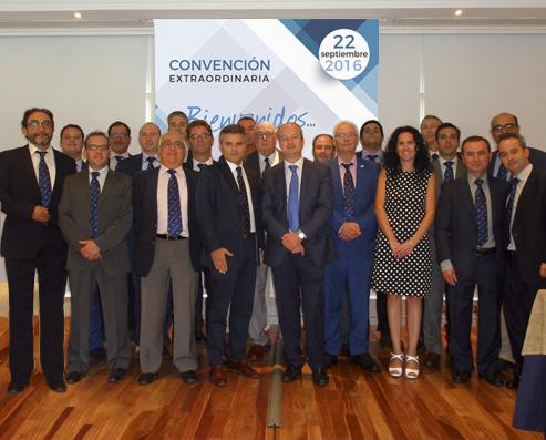 CONVENCIÓN  EXTRAORDINARIA DE AGENTES 2016