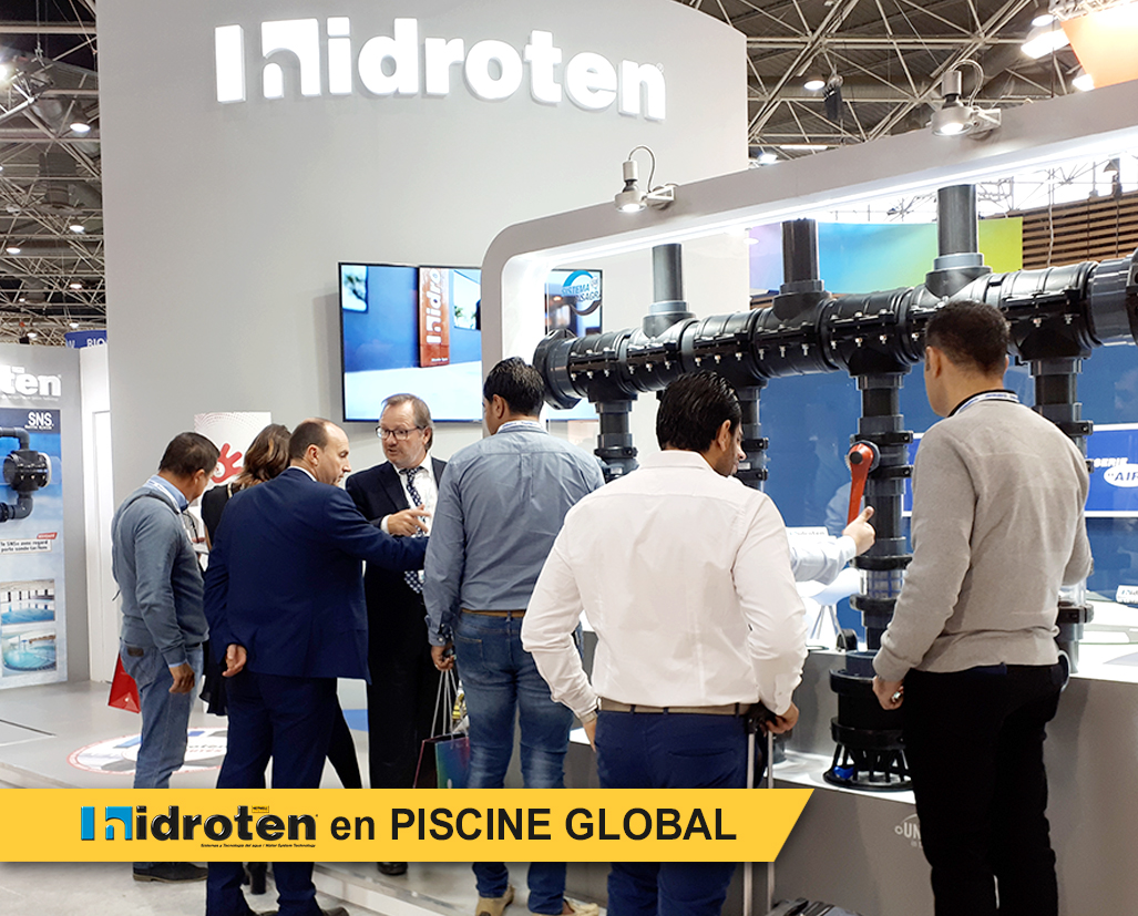 HIDROTEN EN EIMA Y PISCINE GLOBAL