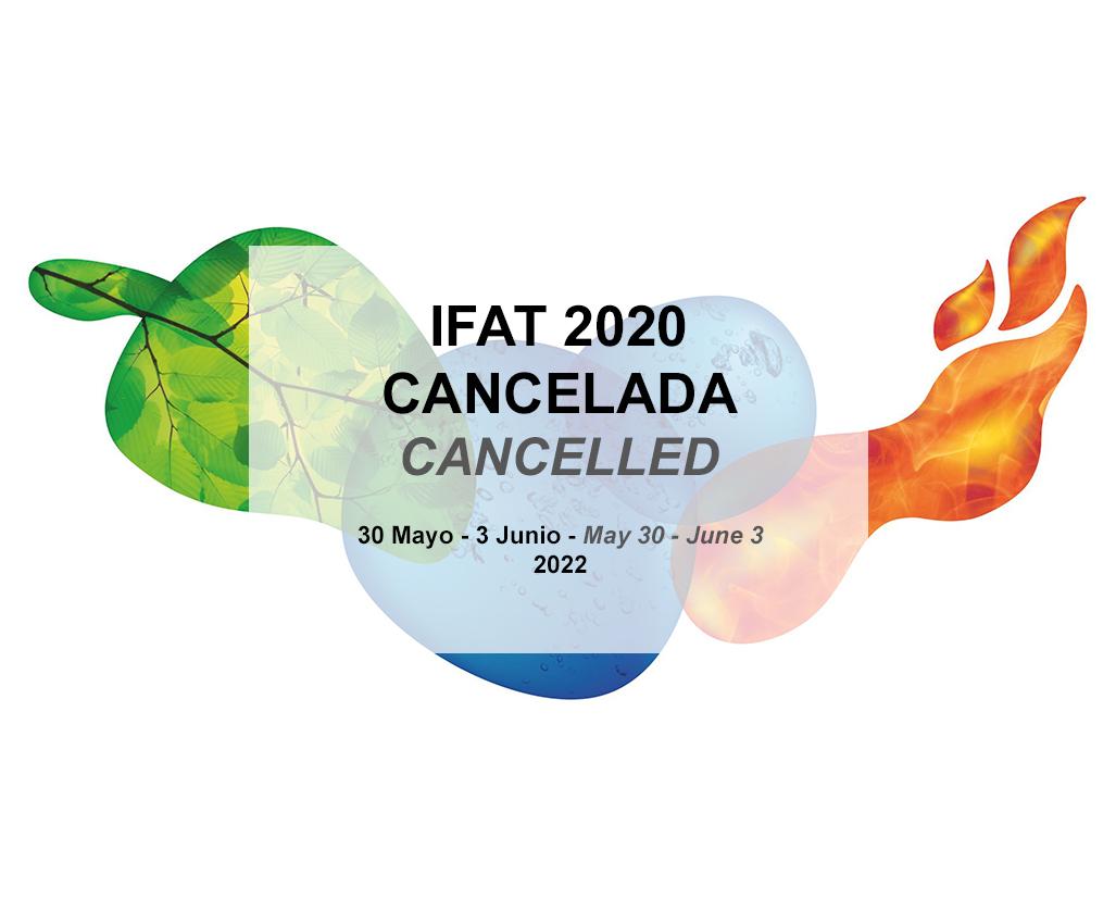 IFAT 2020 CANCELADA