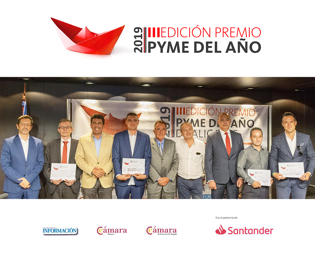 III EDITION SME AWARD OF THE YEAR ALICANTE 2019