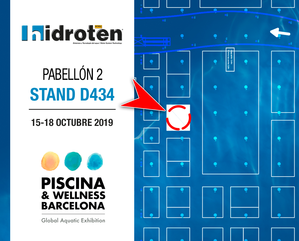 EXHIBITION POOL & WELLNESS BCN 2019