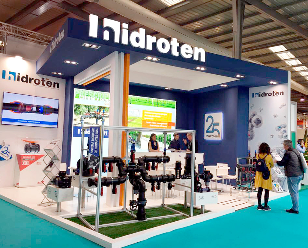 HIDROTEN IS PRESENT IN FIMA