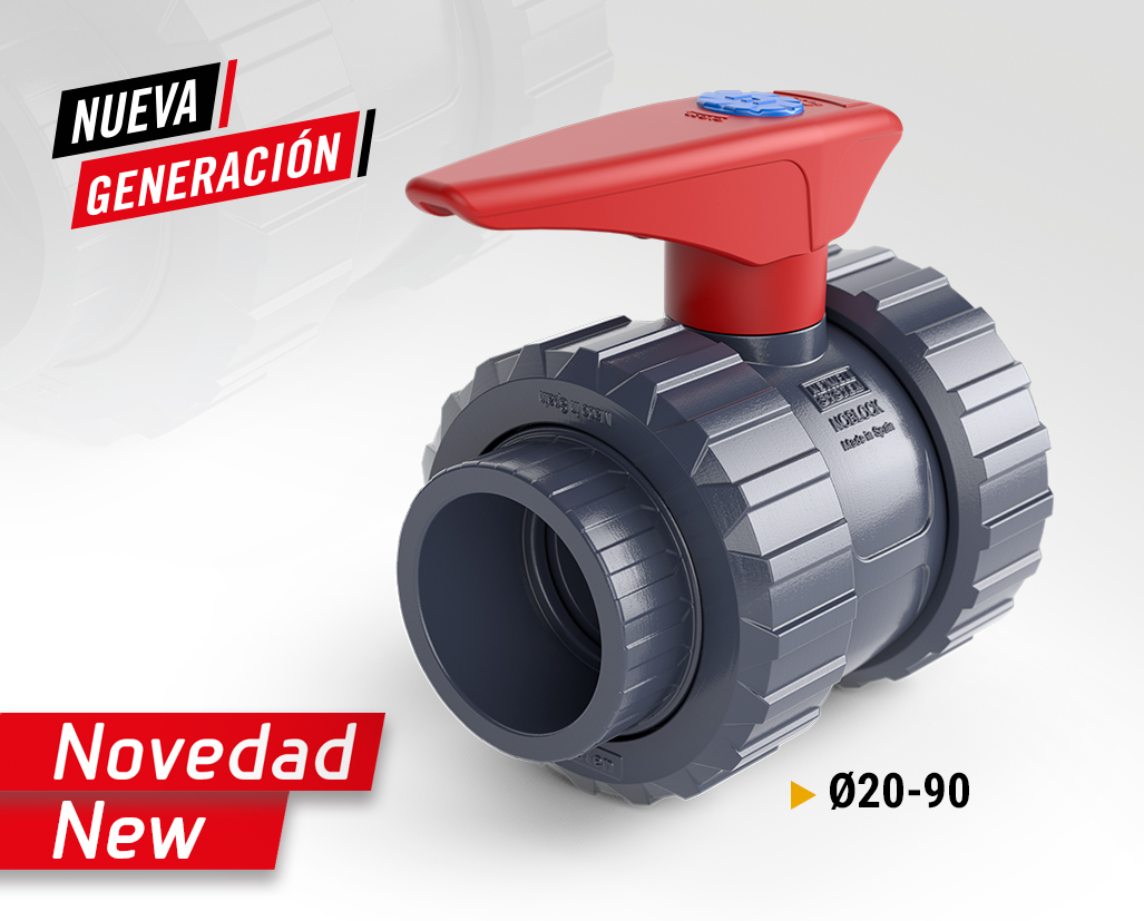 "NEW GENERATION OF ""BASIC"" BALL VALVE"