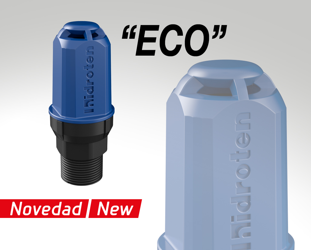 "DOUBLE EFFECT AIR RELEASE VALVE ""ECO"""