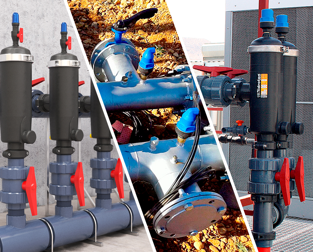 NET® AIR RELEASE VALVES, THE SOLUTION TO AIR PROBLEMS