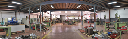 WORKSHOPS AREA